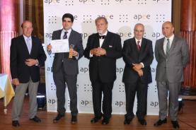 Águas do Tejo Atlântico recebe prémio pelas boas práticas de responsabilidade social e sustentabilidade