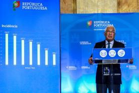 Covid-19: Governo anuncia que medidas passam a ter dimensão nacional