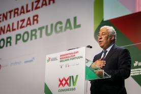 Eleição dos presidentes das CCDR vai avançar em 2020 garante António Costa