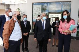 CHO: Governo autoriza Unidade de Cuidados Intensivos nos hospitais das Caldas e de Torres