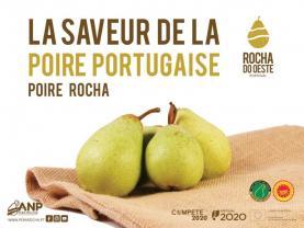Pêra rocha com nova campanha publicitária com 360 outdoords em Paris