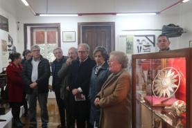 Museu da Lourinhã acolheu sessão de inauguração da Exposição Temporária de Arte Sacra Local