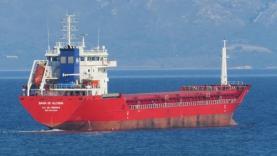 Salvamento marítimo com resgate de tripulante espanhol com dedo amputado na costa Oeste