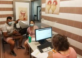 Balcão 'Nascer Cidadão' reabriu na maternidade do Centro Hospitalar do Oeste