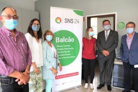União de Freguesias de Miragaia e Marteleira recebe primeiro Balcão SNS24 do sul do Oeste