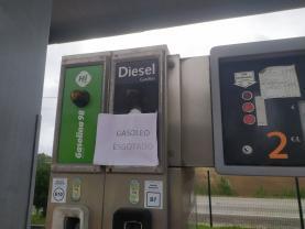 Lei não permite armazenamento de jerricãs com combustíveis em edifícios