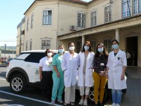 Oeste: CHO assistiu mais de 500 doentes em dois anos com serviço de hospitalização domiciliária