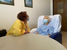 Projecto 'Reviver' foi lançado na Unidade de Peniche do Centro Hospitalar do Oeste