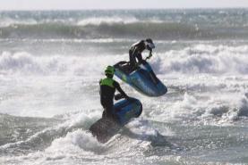 Praia da Areia Branca vai conhecer os líderes dos Campeonatos do Mundo e da Europa de Jetski Freeride 2019