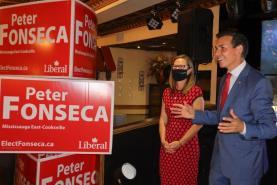 Comunidades: Luso-canadiano Peter Fonseca diz que reeleição é vitória contra a pandemia