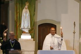 Covid-19: Santuário de Fátima junta-se hoje ao Papa em oração pelo fim da pandemia