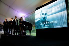 Turismo Centro de Portugal homenageou a título póstumo o autarca torriense Carlos Bernardes