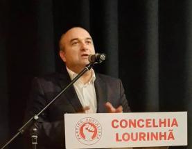 Óbito/Carlos Bernardes: PS/Lourinhã recorda a amizade do político ao nosso concelho