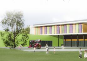 Centro Escolar de Atouguia da Baleia é inaugurado na segunda-feira e custou 3,4 milhões de euros