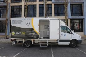 COVID-19: Centro de Despistagem da Lourinhã aguarda por conclusão dos procedimentos para começar a funcionar