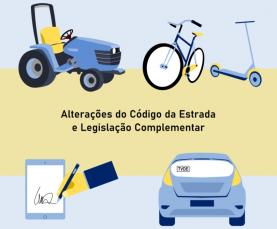 Alterações ao Código da Estrada entram hoje em vigor com agravamento de coimas