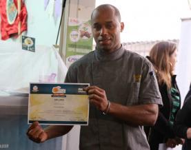 Restaurante 'Frutos do Mar' venceu a edição deste ano do Concurso 'Pataniscar - Pataniscas à Prova'