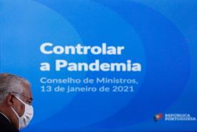 Covid-19: Conselho de Ministros extraordinário reavalia medidas contra pandemia