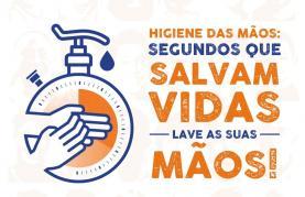 """DGS aposta na mensagem da higiene das mãos como os """"20 segundos que salvam vidas"""""""