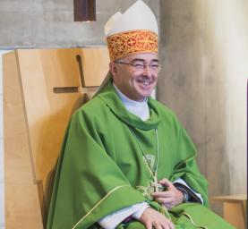 Papa Francisco nomeou este sábado D. Nuno Brás como Bispo do Funchal