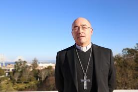 Conferência Episcopal Portuguesa saúda D. Nuno Brás pela nomeação para Bispo do Funchal