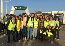 ESCO destaca apoio dos alunos ao 'Trilho dos Dinossauros' realizado na Lourinhã