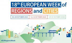 OesteSustentável partilha boas práticas na Semana Europeia das Regiões e Cidades