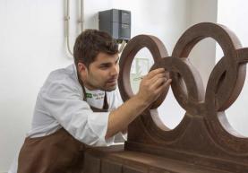 Desporto é o tema deste ano que marca o regresso do Festival Internacional de Chocolate de Óbidos