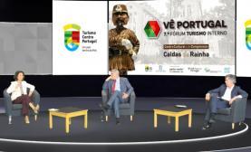 Oeste: Caldas da Rainha acolheu VII Fórum do 'Vê Portugal' promovido pelo Turismo do Centro