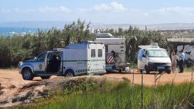 Peniche: GNR levantou 21 autos por campismo ilegal em operação de fiscalização