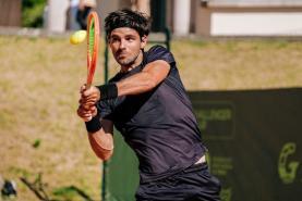 Ténis: Gastão Elias nos quartos-de-final do 'ATP Challenger 125 Oeiras Open'
