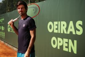 Ténis: Gastão Elias convidado para participar no ATP Challenger 50 'Oeiras Open 1'