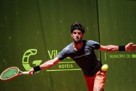 Ténis: lourinhanense Gastão Elias apurado para a final do 'challenger' de Oeiras