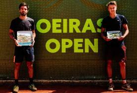 Ténis: Gastão Elias ganha pela primeira vez 'Challenger' português no 'Oeiras Open 4'
