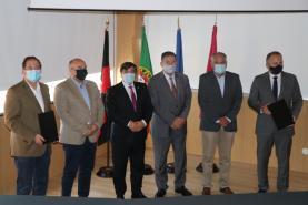Associação Geoparque Oeste assinou em Peniche protocolo de colaboração com Politécnico de Leiria