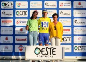 GP Internacional Torres Vedras: Gustavo Veloso veste-se de amarelo no Turcifal