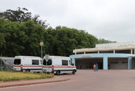 Covid-19: Surtos no Hospital das Caldas da Rainha totalizam 47 infectados e cinco mortos