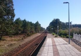 Circulação na Linha do Oeste em Leiria restabelecida este domingo de manhã após interrupção por acidente