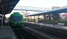 IP diz que greve não perturbou comboios, sindicato fala em encerramento da Linha do Oeste