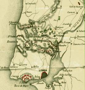 Governo classifica Linhas de Torres Vedras como monumento nacional