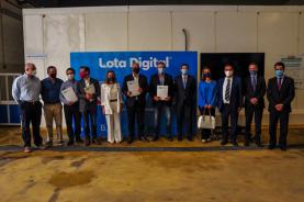 Fundo para a Inovação Social assinou em Peniche investimento na expansão da plataforma 'Lota Digital'