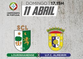 Futebol: Lourinhanense despede-se do Campeonato de Portugal com vitória em casa