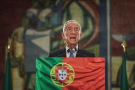 Presidente da República alerta contra indiferença no Dia Mundial do Refugiado