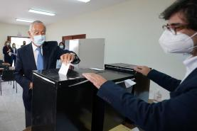 """Autárquicas: Seria difícil de entender"""" se as pessoas não votassem nesta eleições"""" segundo Marcelo Rebelo de Sousa"""