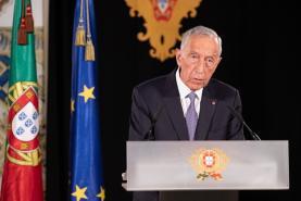Covid-19: Presidente da República apela à prudência e sensatez na Páscoa para não se inverter tendência de contenção da pandemia