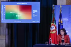 Covid-19: Circulação de e para a Área Metropolitana de Lisboa proibida entre as 15h00 de sexta e as 6h00 de segunda