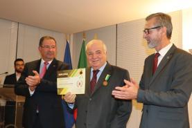 Governo associa-se ao Município da Lourinhã na condecoração da Medalha Municipal de Honra a José Manuel Custódio