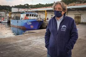 Ministro do Mar mantém expectativa da melhoria da quota nacional de sardinha