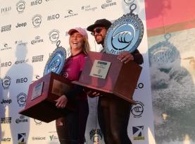 Peniche: Liga Mundial de Surf totalmente empenhada em realizar etapa em 2021