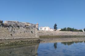 Município de Peniche iniciou obras de reabilitação das muralhas orçadas em 1,2 milhões de euros